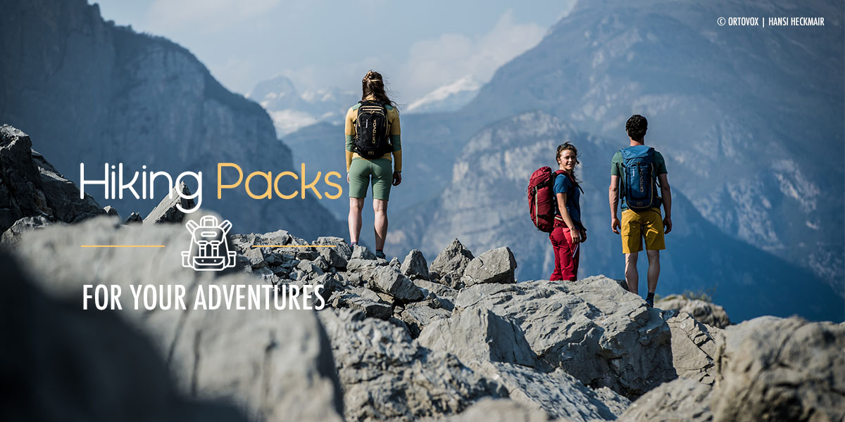 Hiking Packs Summer 2019