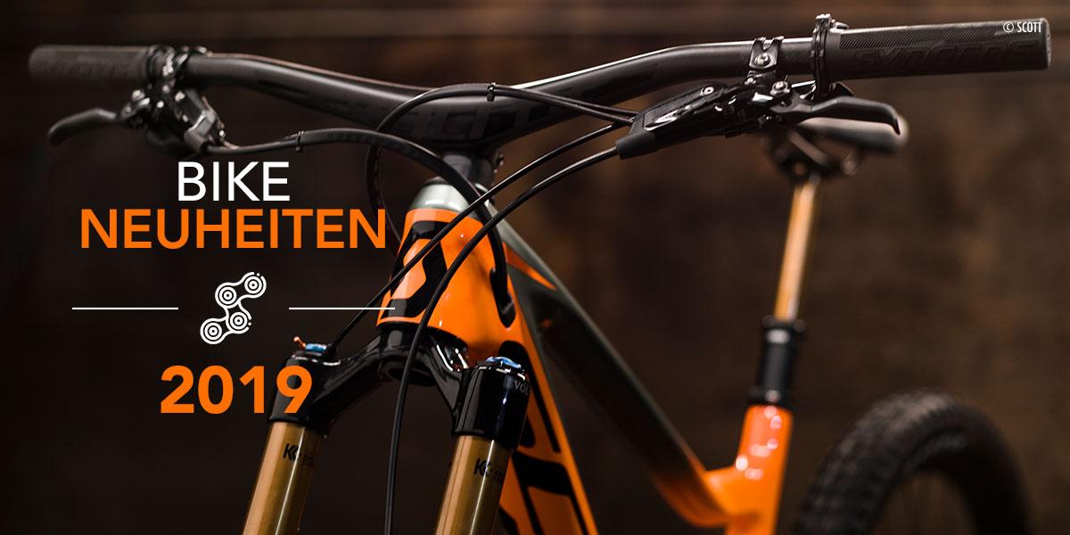 Mountainbike Neuheiten 2019