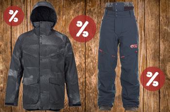 Snow Textil Sale Herren Jan 18
