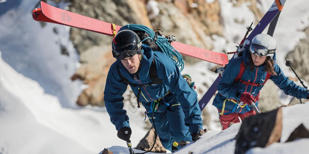 salewa brandstore mountaineering FS18
